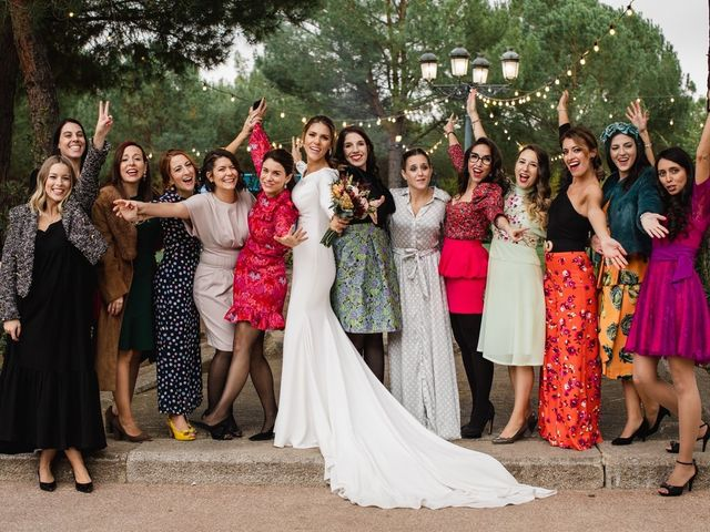 La boda de Jon y Nuria en Valdetorres De Jarama, Madrid 1