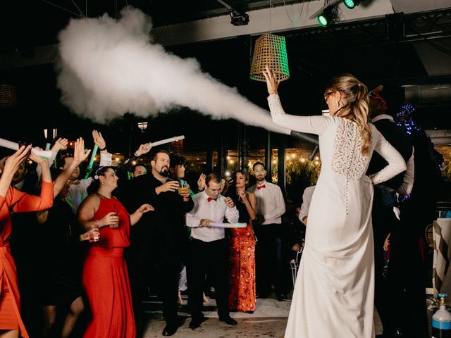 La boda de Jon y Nuria en Valdetorres De Jarama, Madrid 25