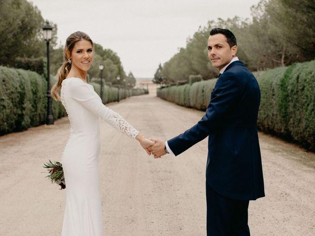 La boda de Jon y Nuria en Valdetorres De Jarama, Madrid 16
