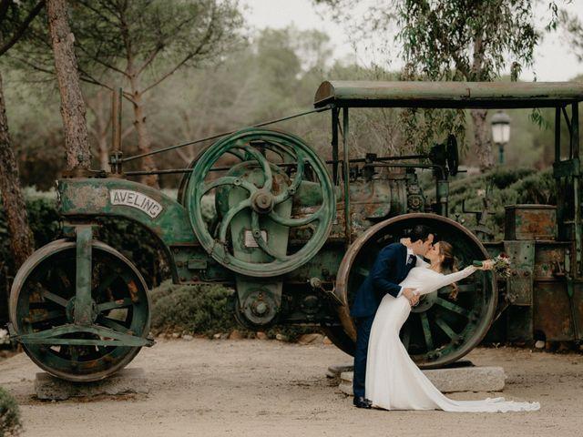 La boda de Jon y Nuria en Valdetorres De Jarama, Madrid 7