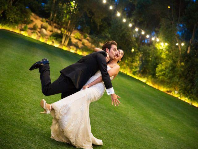 La boda de Helena y Aarón