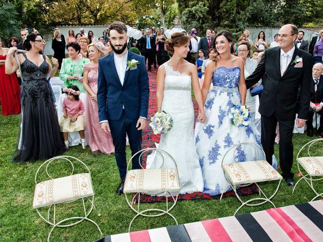 La boda de Silvia y Ana en Cubas De La Sagra, Madrid 11