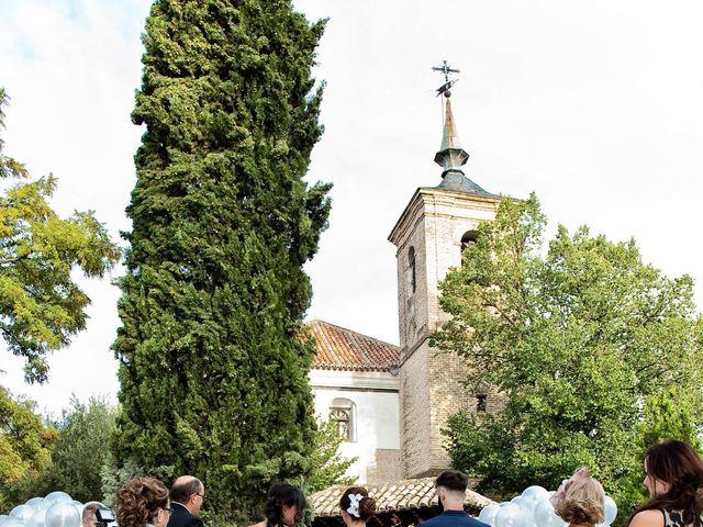 La boda de Silvia y Ana en Cubas De La Sagra, Madrid 12