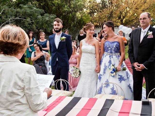 La boda de Silvia y Ana en Cubas De La Sagra, Madrid 14