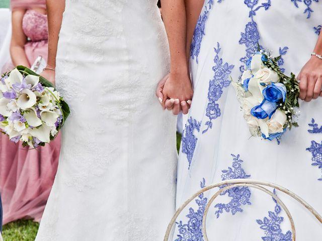 La boda de Silvia y Ana en Cubas De La Sagra, Madrid 15