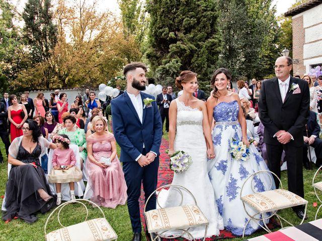 La boda de Silvia y Ana en Cubas De La Sagra, Madrid 17