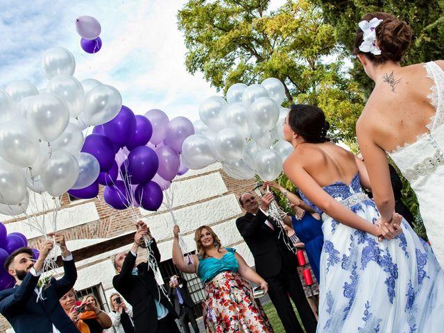 La boda de Silvia y Ana en Cubas De La Sagra, Madrid 21