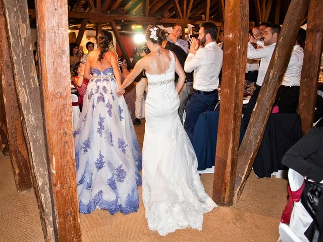 La boda de Silvia y Ana en Cubas De La Sagra, Madrid 29