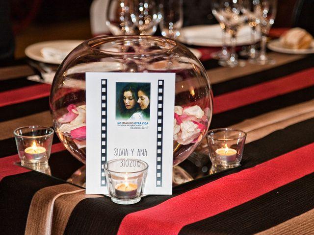 La boda de Silvia y Ana en Cubas De La Sagra, Madrid 30