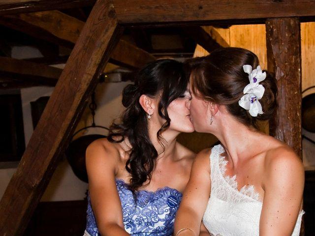 La boda de Silvia y Ana en Cubas De La Sagra, Madrid 34