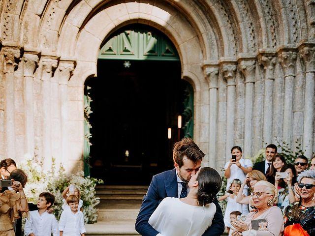 La boda de Roberto y Paloma en Raxó (Poio), Pontevedra 17