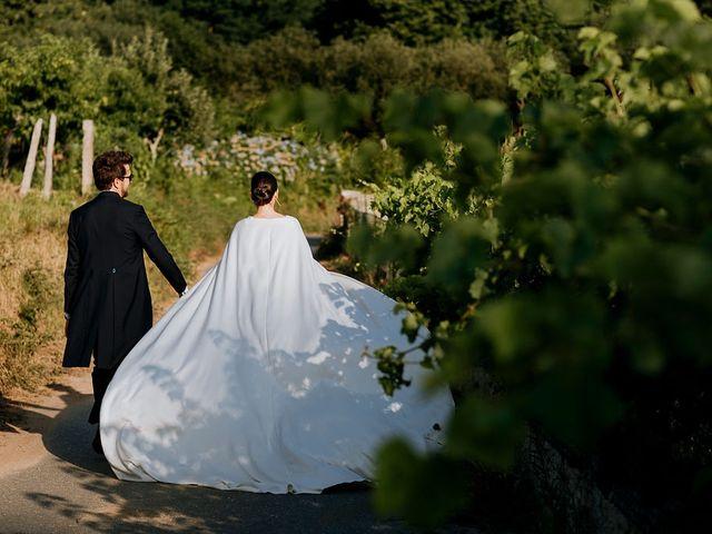 La boda de Roberto y Paloma en Raxó (Poio), Pontevedra 2
