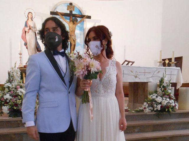 La boda de Germán y Paula en Huelva, Huelva 1