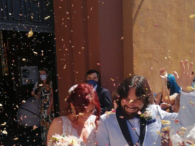 La boda de Germán y Paula en Huelva, Huelva 2