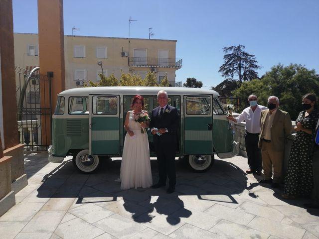 La boda de Germán y Paula en Huelva, Huelva 4