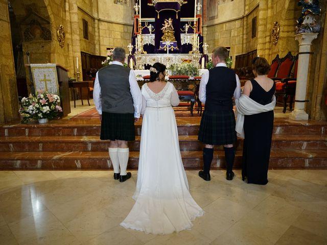 La boda de Chris y Pili en Córdoba, Córdoba 1