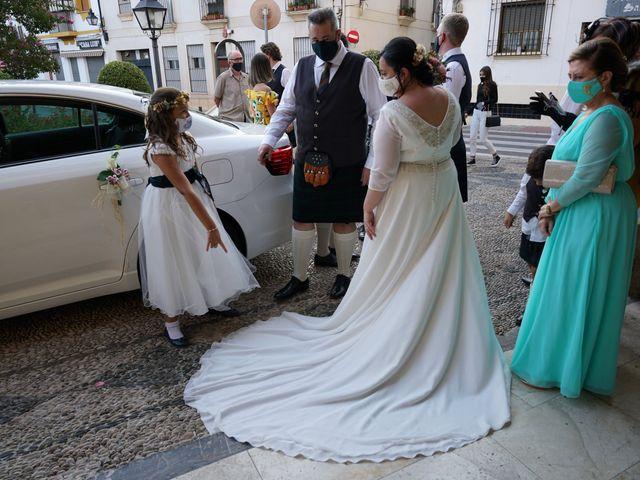 La boda de Chris y Pili en Córdoba, Córdoba 2