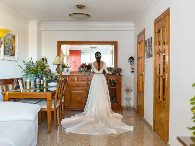 La boda de Alex y Sandra en Alacant/alicante, Alicante 8