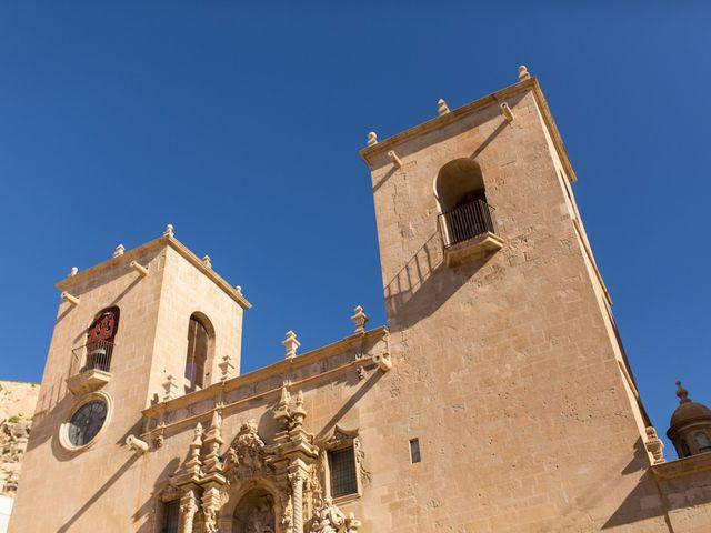 La boda de Alex y Sandra en Alacant/alicante, Alicante 12