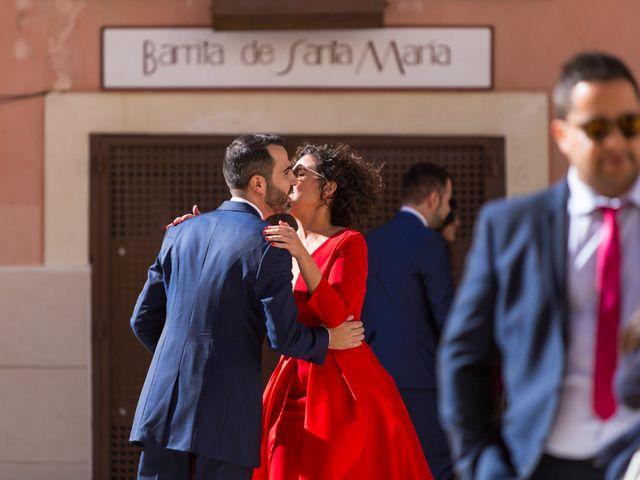 La boda de Alex y Sandra en Alacant/alicante, Alicante 13
