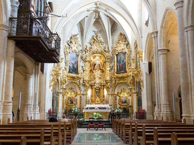 La boda de Alex y Sandra en Alacant/alicante, Alicante 16