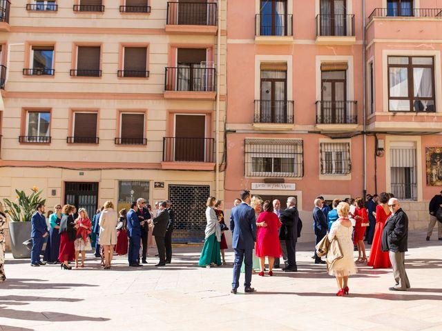 La boda de Alex y Sandra en Alacant/alicante, Alicante 17