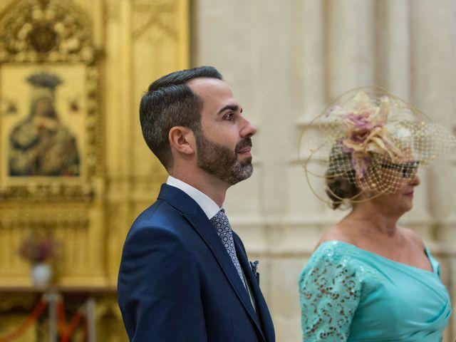 La boda de Alex y Sandra en Alacant/alicante, Alicante 18