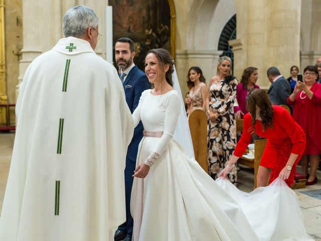 La boda de Alex y Sandra en Alacant/alicante, Alicante 19