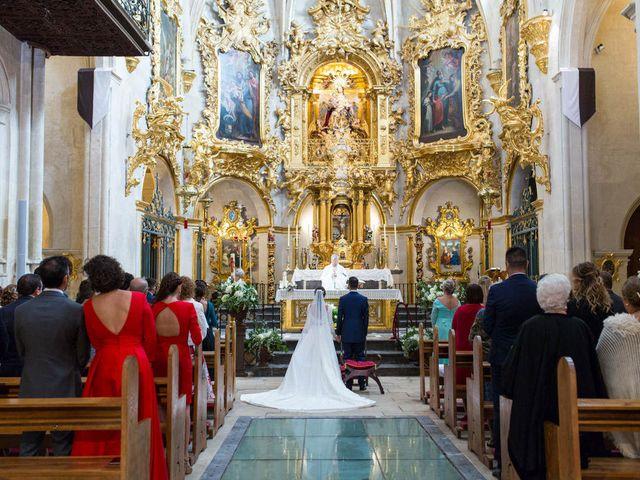 La boda de Alex y Sandra en Alacant/alicante, Alicante 20