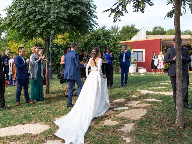 La boda de Alex y Sandra en Alacant/alicante, Alicante 38