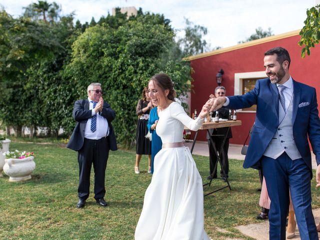 La boda de Alex y Sandra en Alacant/alicante, Alicante 39