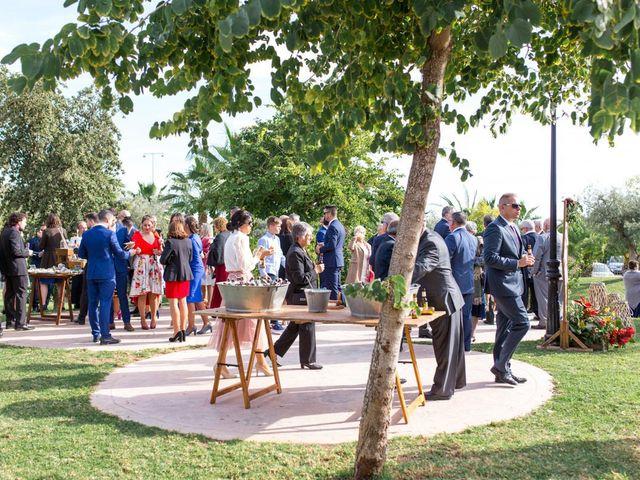 La boda de Alex y Sandra en Alacant/alicante, Alicante 40