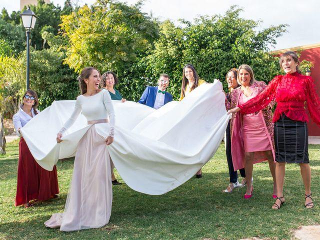 La boda de Alex y Sandra en Alacant/alicante, Alicante 44