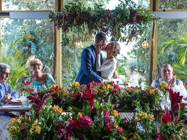 La boda de Alex y Sandra en Alacant/alicante, Alicante 51