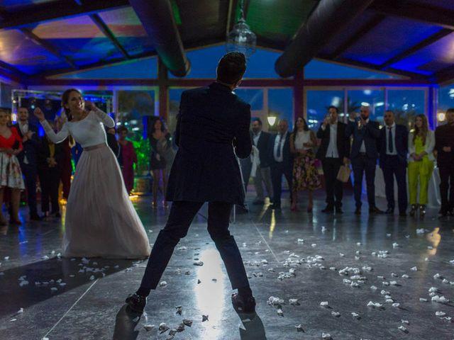 La boda de Alex y Sandra en Alacant/alicante, Alicante 61