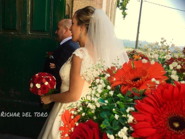La boda de Julio y Lidia en San Pedro De Nos, A Coruña 3