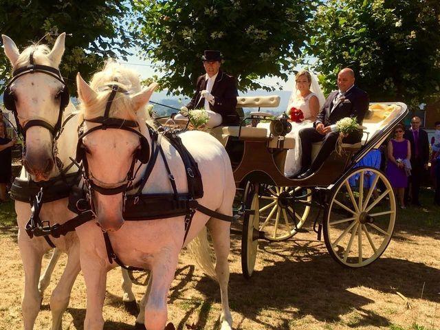 La boda de Julio y Lidia en San Pedro De Nos, A Coruña 6