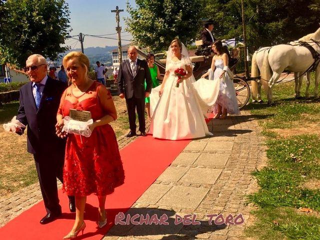 La boda de Julio y Lidia en San Pedro De Nos, A Coruña 7