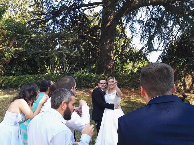 La boda de Julio y Lidia en San Pedro De Nos, A Coruña 14