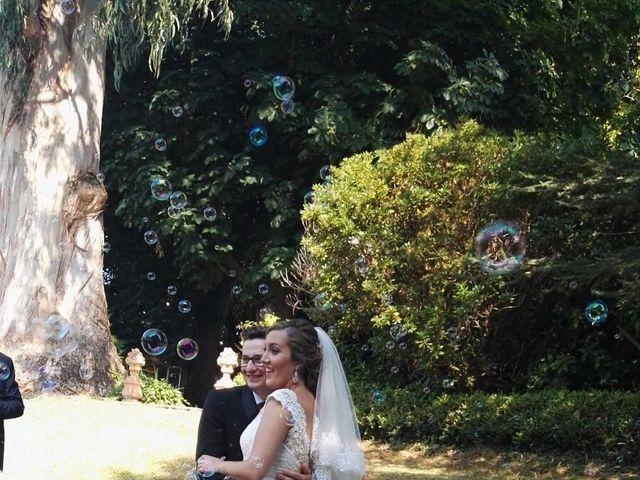 La boda de Julio y Lidia en San Pedro De Nos, A Coruña 16