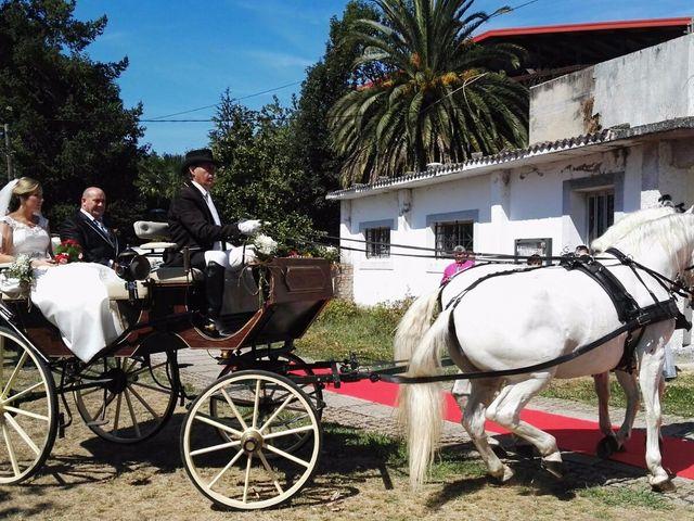 La boda de Julio y Lidia en San Pedro De Nos, A Coruña 1