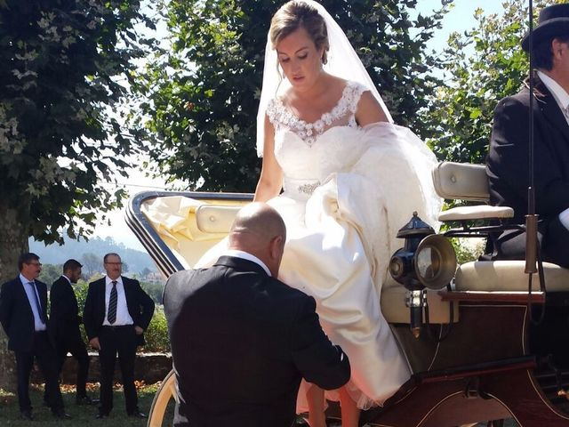 La boda de Julio y Lidia en San Pedro De Nos, A Coruña 20