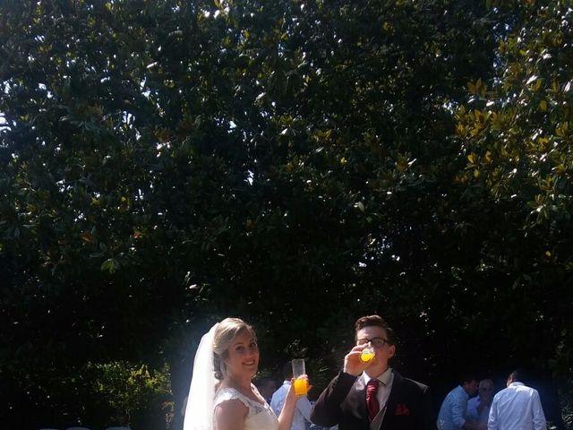 La boda de Julio y Lidia en San Pedro De Nos, A Coruña 22