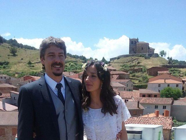 La boda de Albano y Bárbara en Moncalvillo, Burgos 3