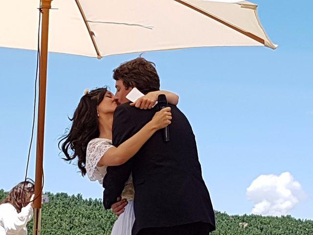 La boda de Albano y Bárbara en Moncalvillo, Burgos 1