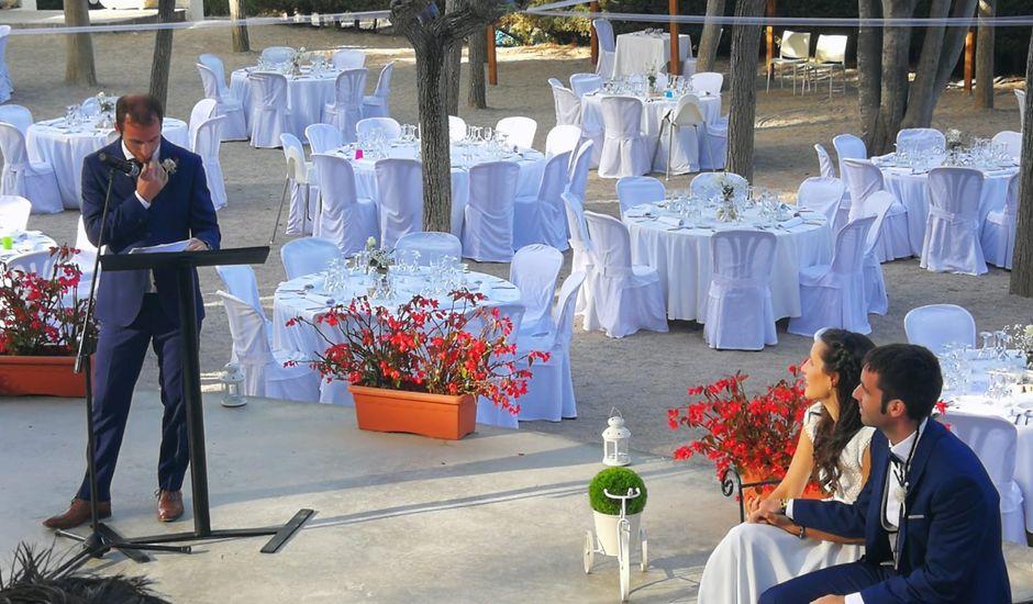 La boda de Héctor y Núria en Altafulla, Tarragona