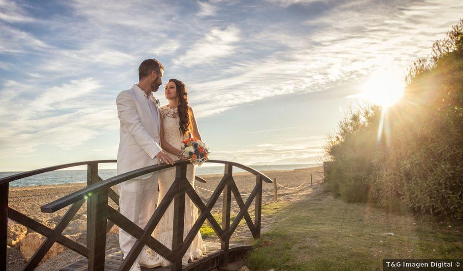 La boda de Felipe y Silvia en Motril, Granada