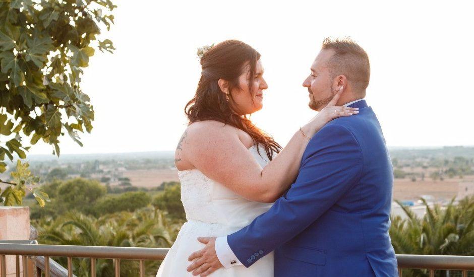 La boda de David y Vanesa en Palma De Mallorca, Islas Baleares