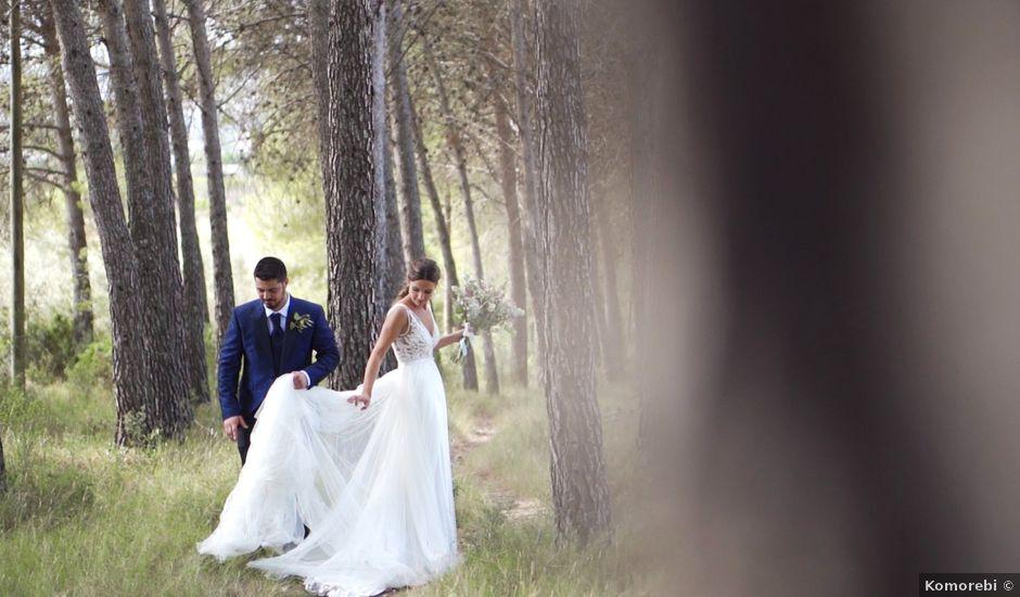 La boda de Gabriel y Helena en Sant Mateu, Castellón