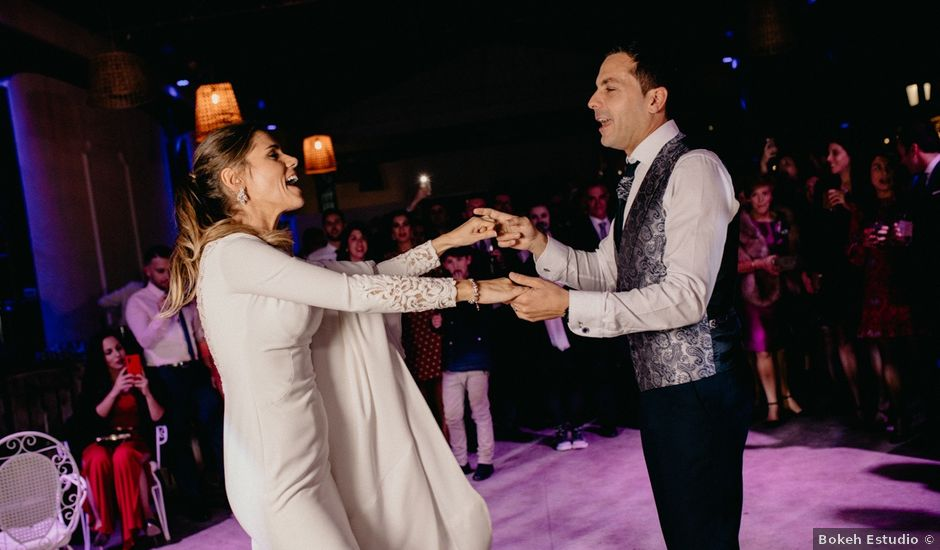 La boda de Jon y Nuria en Valdetorres De Jarama, Madrid